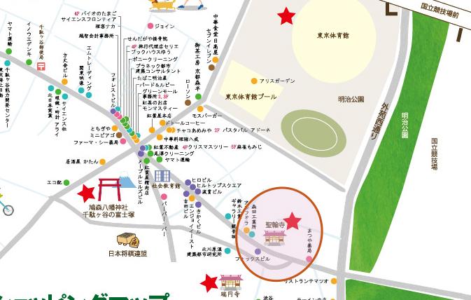 聖輪寺map